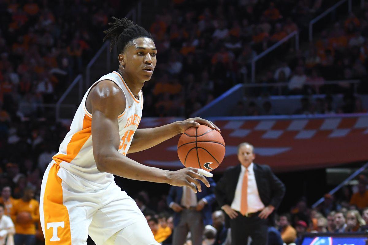 NCAA Basketball: Auburn at Tennessee