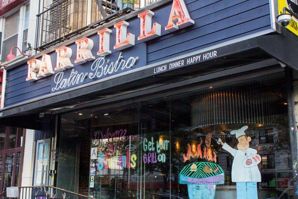 Parrilla Latin Bistro