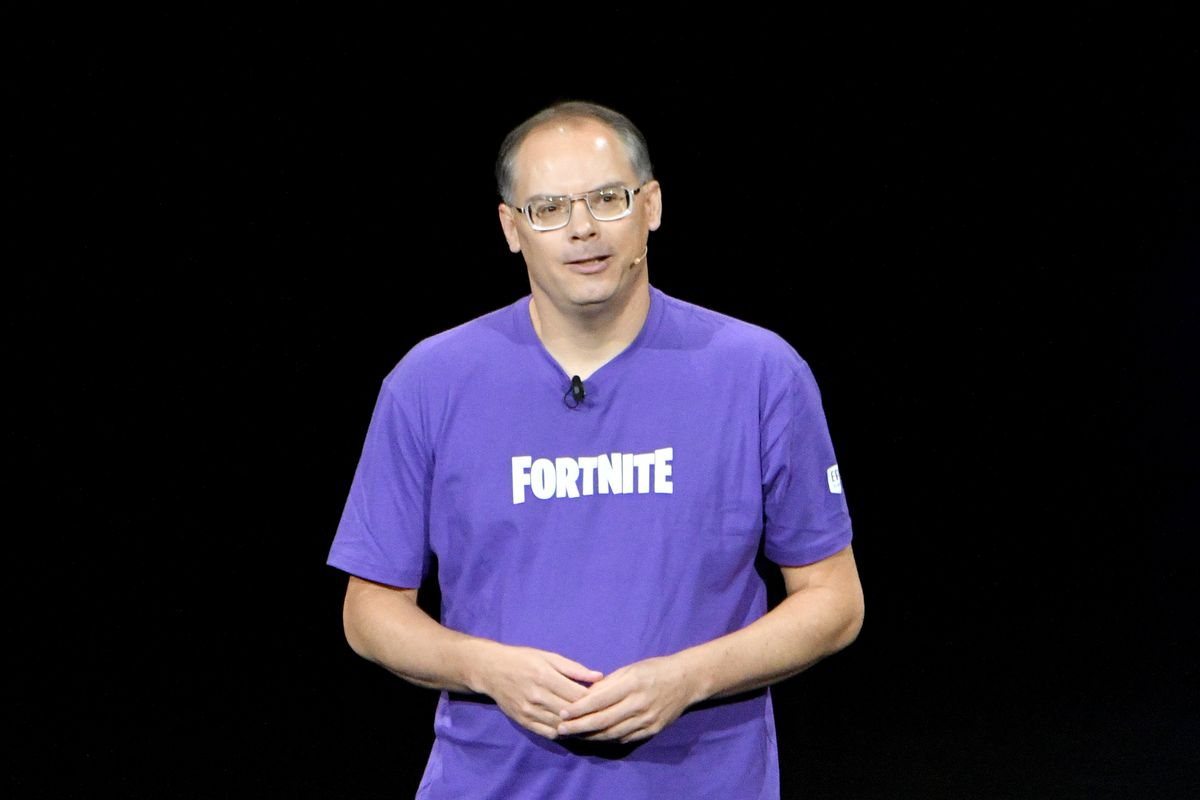 Epic CEO on PC store moderation: 'We're not in the porn business