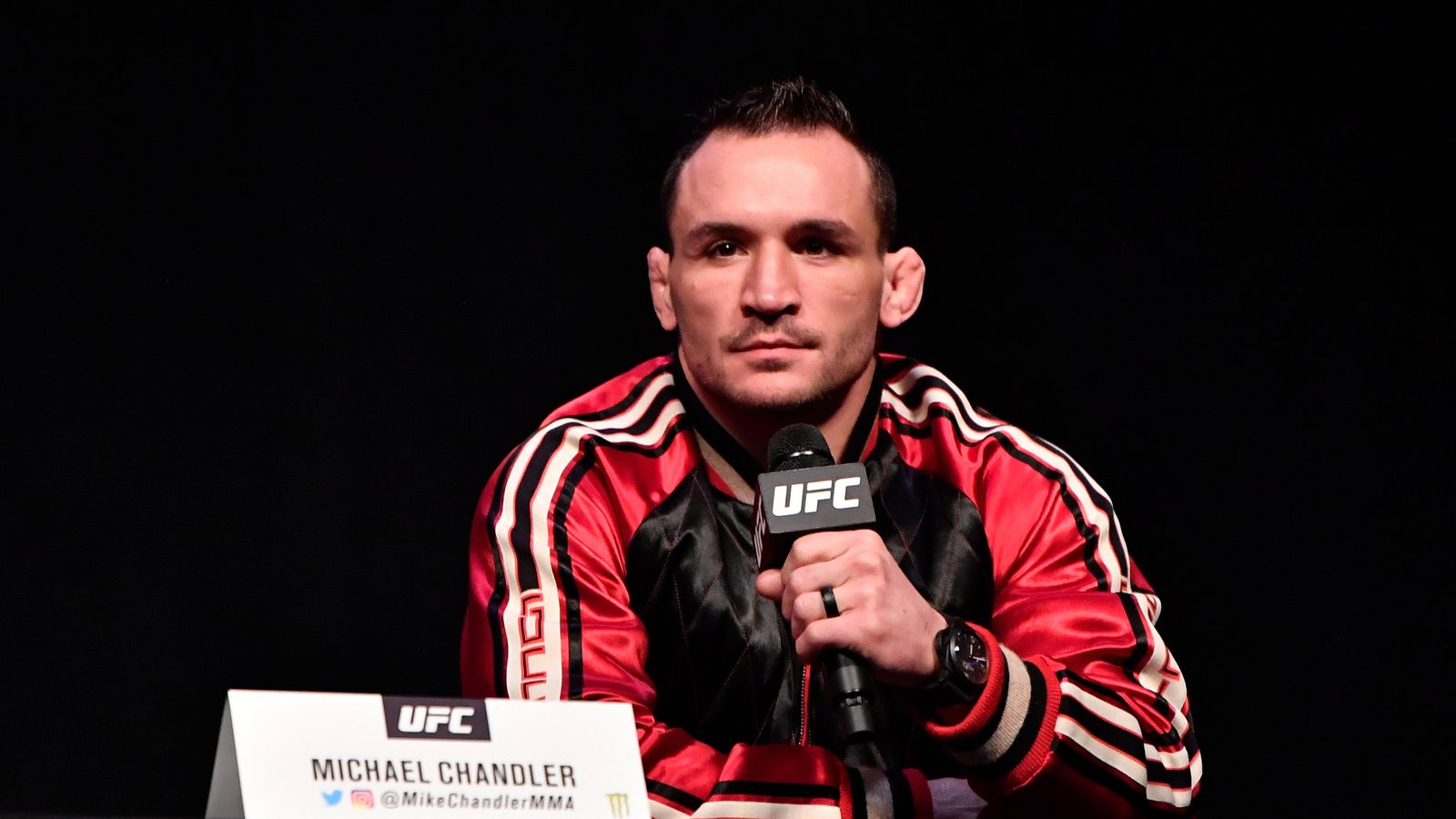 Live: UFC 262 press conference video feat. Charles Oliveira, Michael Chandler