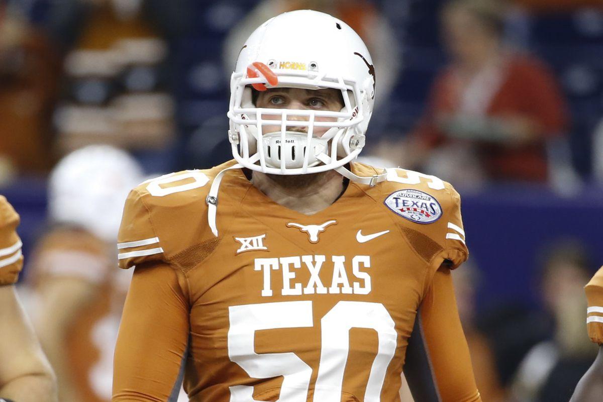 NCAA Football: Texas Bowl-Texas vs Arkansas