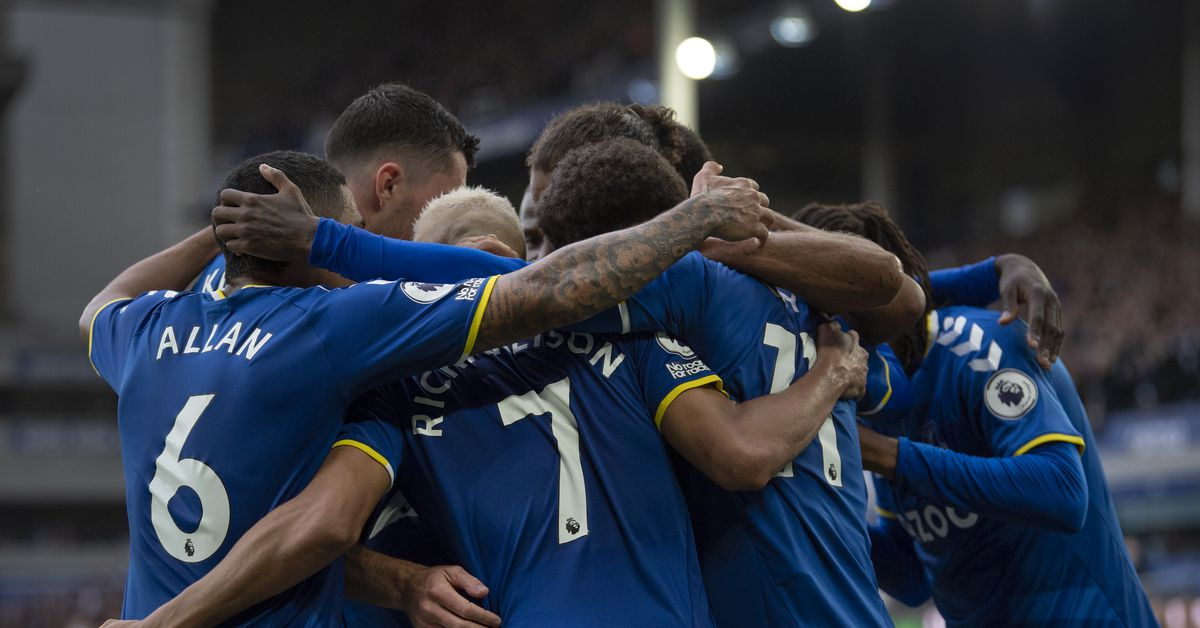 Gylfi Sigurdsson omitted as Everton submit 24-man Premier League squad - Royal Blue Mersey