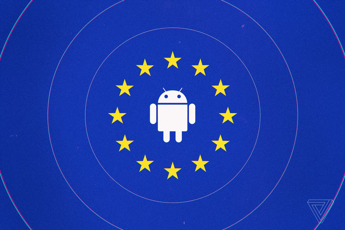 Google Fined A Record 5 Billion By The Eu For Android Antitrust