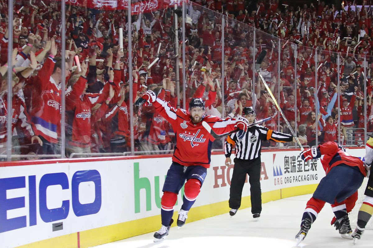 2018 NHL Stanley Cup Final - Game Three