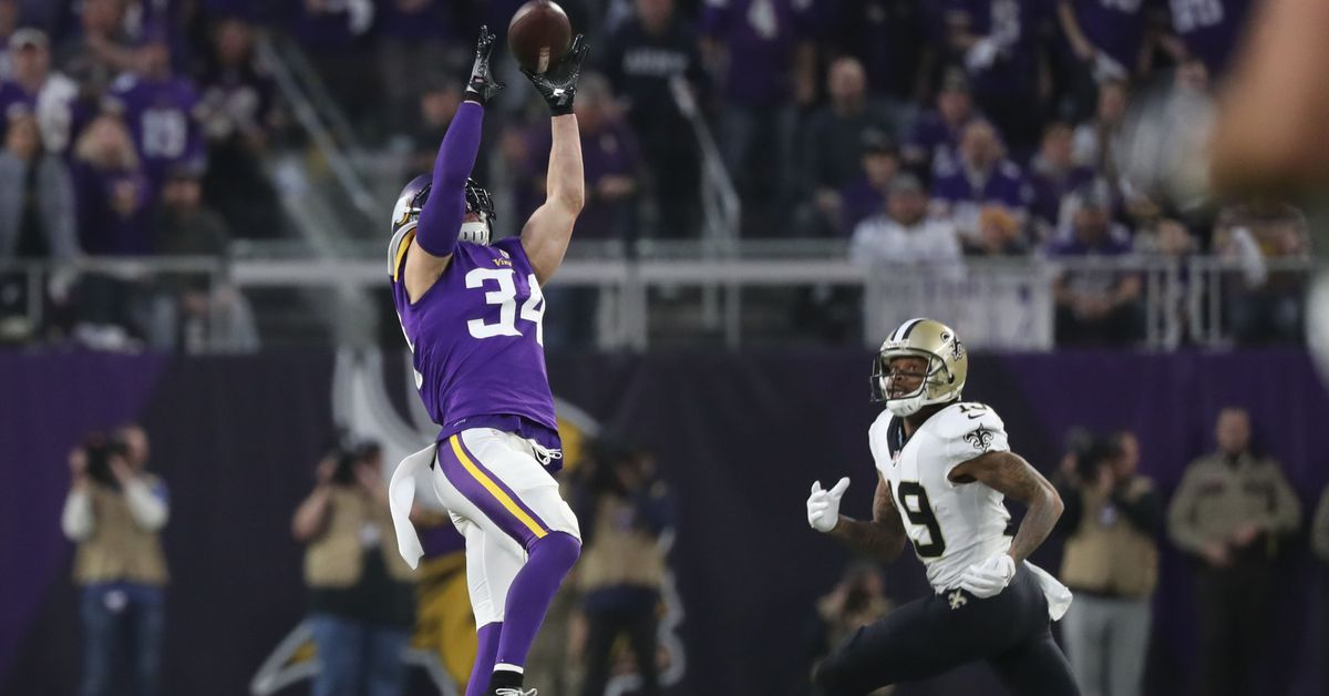Saints vs. Vikings 2018 live results: Score updates and highlights - SBNation.com