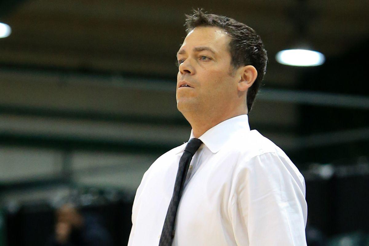 Manhattan coach Steve Masiello will not coach at USF.
