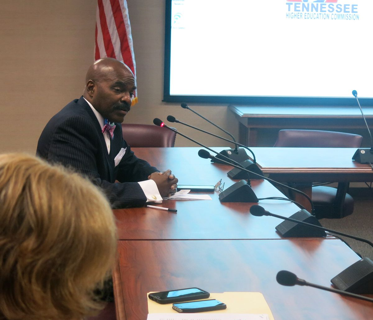 State Rep. G.A. Hardaway asks the State Board to reject the Shelby County board's decision.