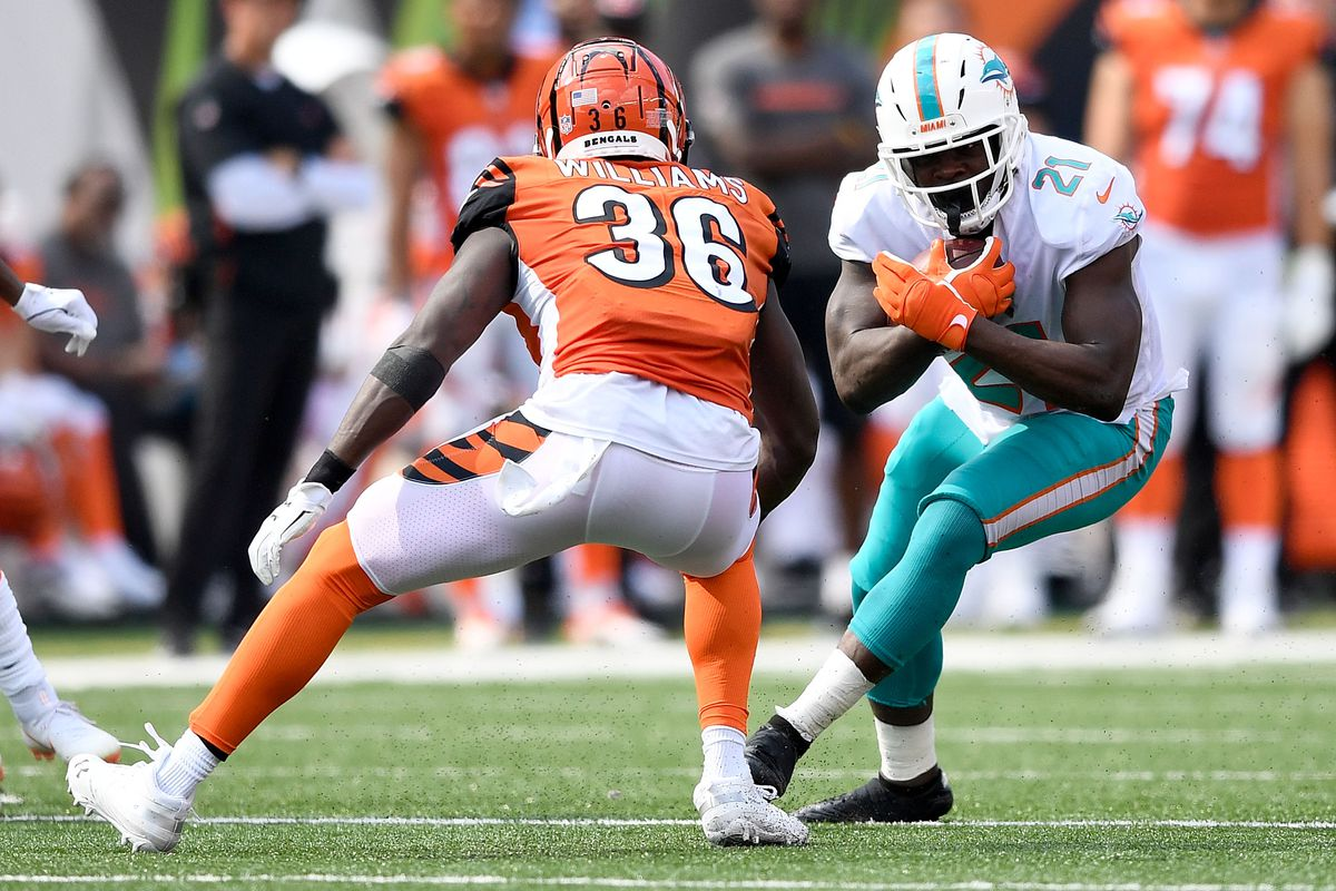 Bengals safety Shawn Williams being evaluated out for a concussion c7312f09d