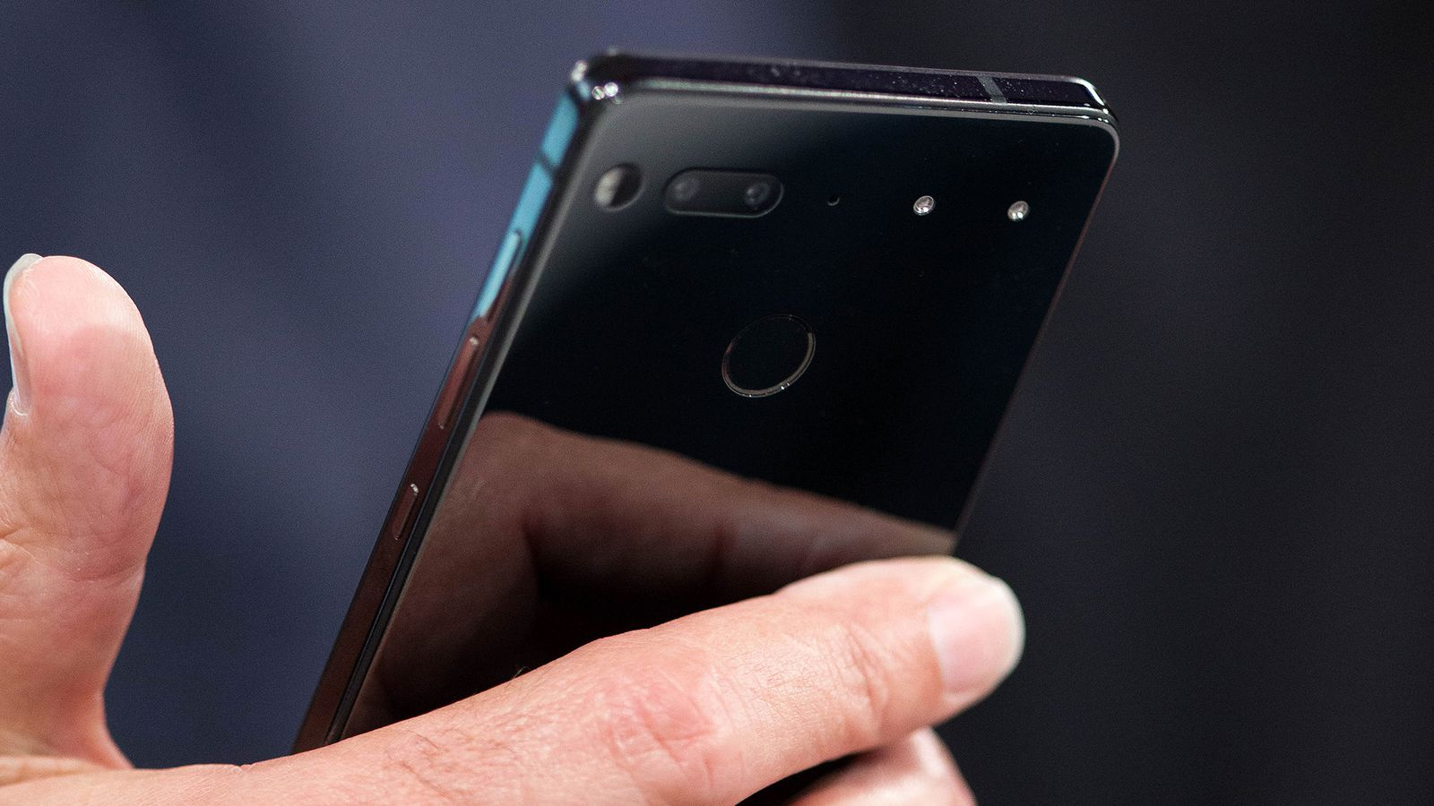 photo image The Essential Phone is reportedly coming to Japan, the UK, and other European countries