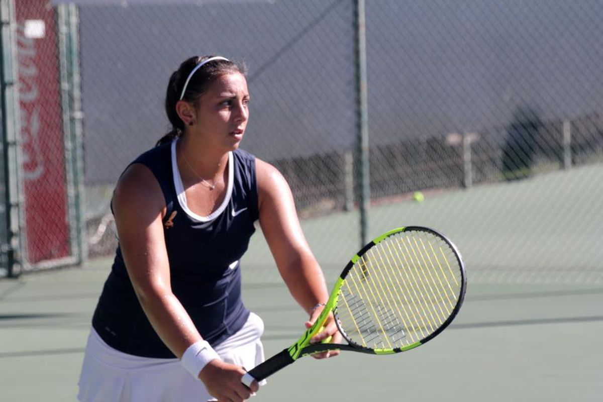 The No.1 player (Maegan Manasse) for the No.1 team in the country (Cal) will play for the Pac-12 singles title this morning
