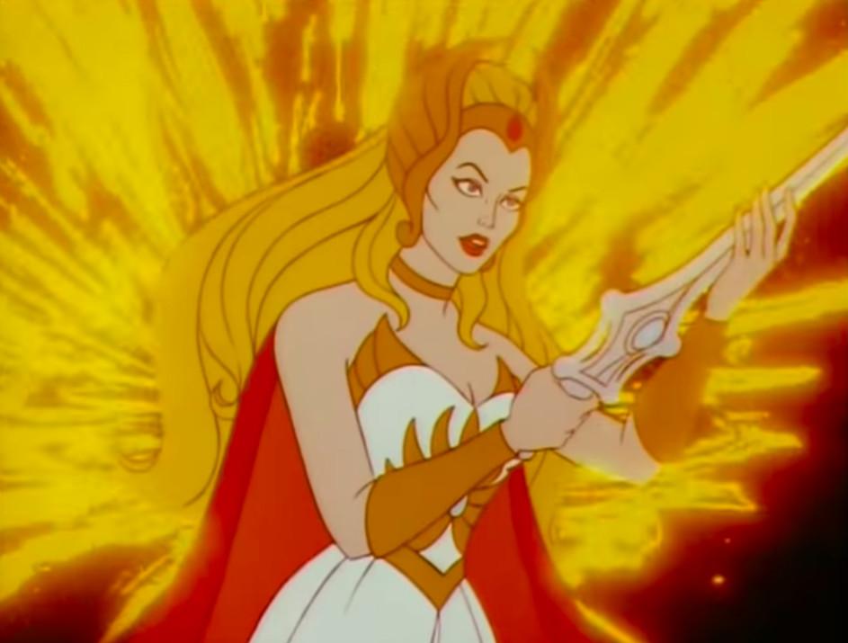 Netflix's She-Ra remake finds animation community once ...