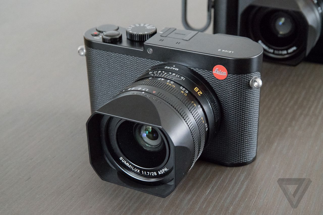 Leica\'s new camera is a no-compromise technological wonder | The Verge