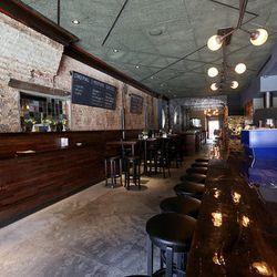 """<a href=""""http://ny.eater.com/archives/2014/04/huertas_a_basque_restaurant_with_passed_pinxtos.php"""">Huertas, a Basque Restaurant With Passed Pintxos</a>"""