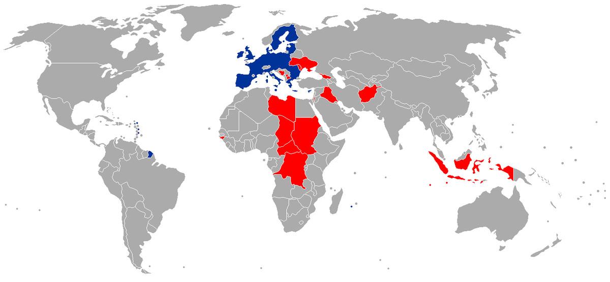 EU interventions
