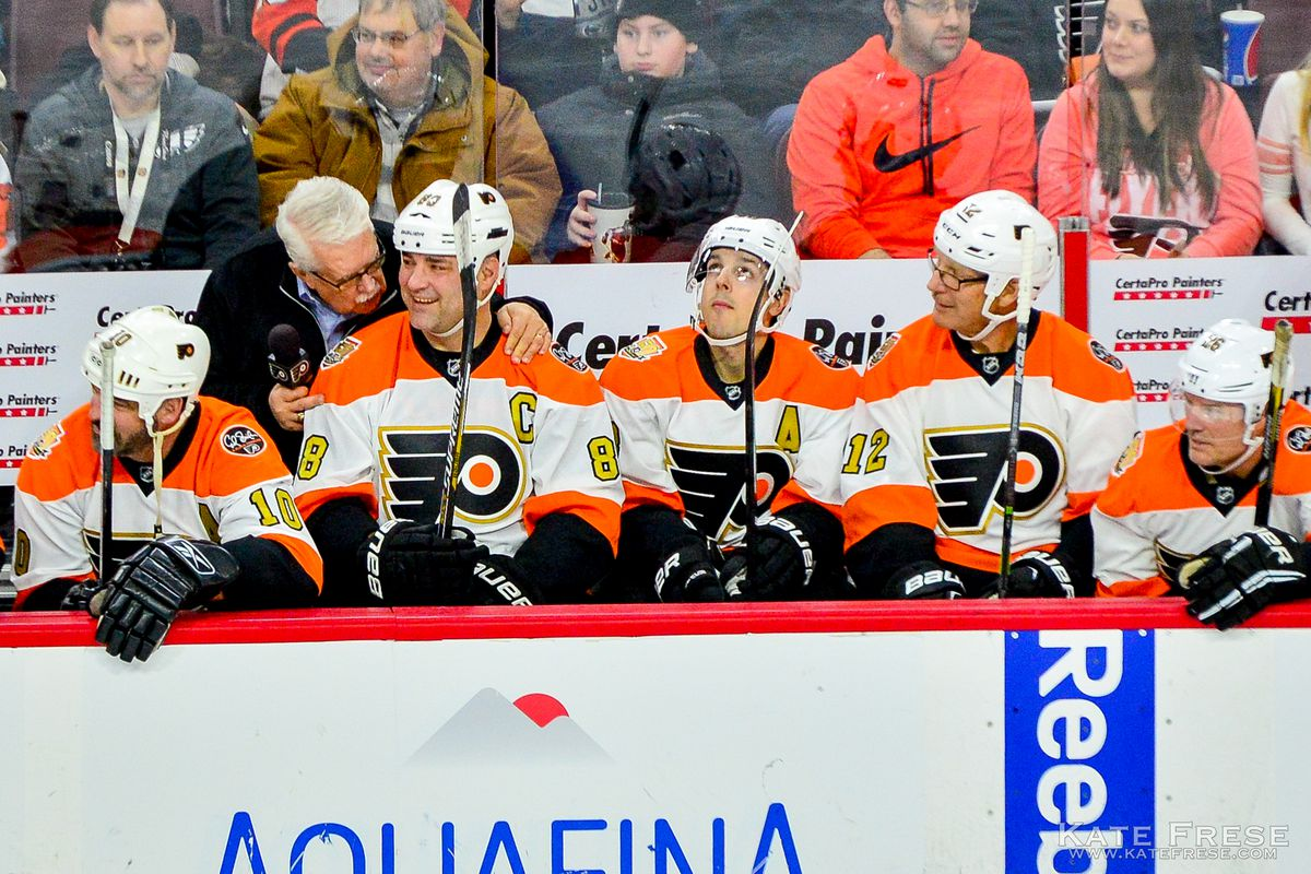 A look at the Flyers' history of losing players in the