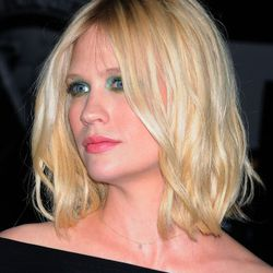 """There's no question about January Jones' resemblance to Kelly - she even played the actress in a """"Rear Window"""" sketch on SNL. But she may not have the acting chops to carry a movie."""