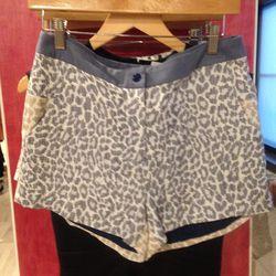 Saunder shorts, $70