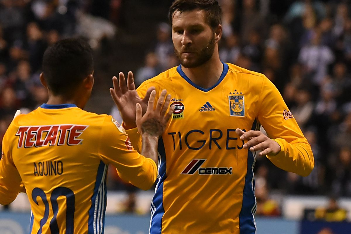 MLS: CONCACAF Champions League-Tigres UANL at Vancouver White Caps FC