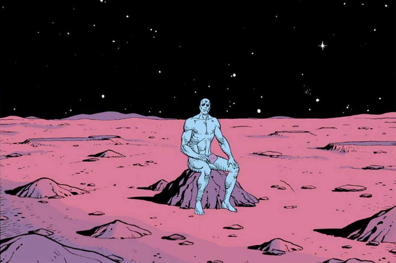 damon lindelof s watchmen will be a remix with original characters not a remake