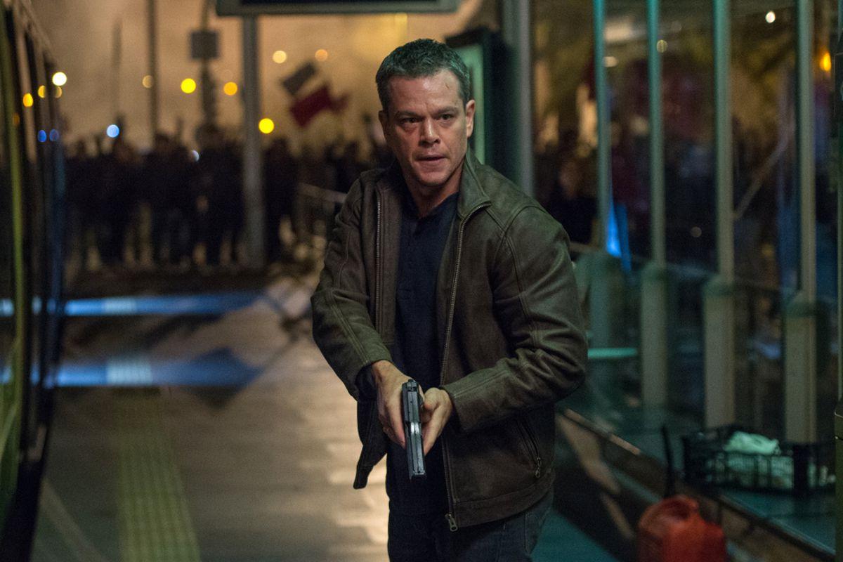 Jason Bourne': A welcome return for Matt Damon's spirited spy - Chicago  Sun-Times
