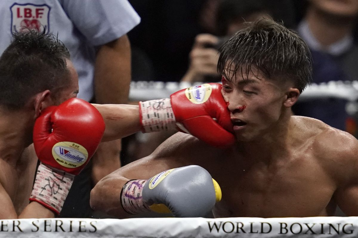 Naoya Inoue dealing with fractured orbital after war with Nonito Donaire