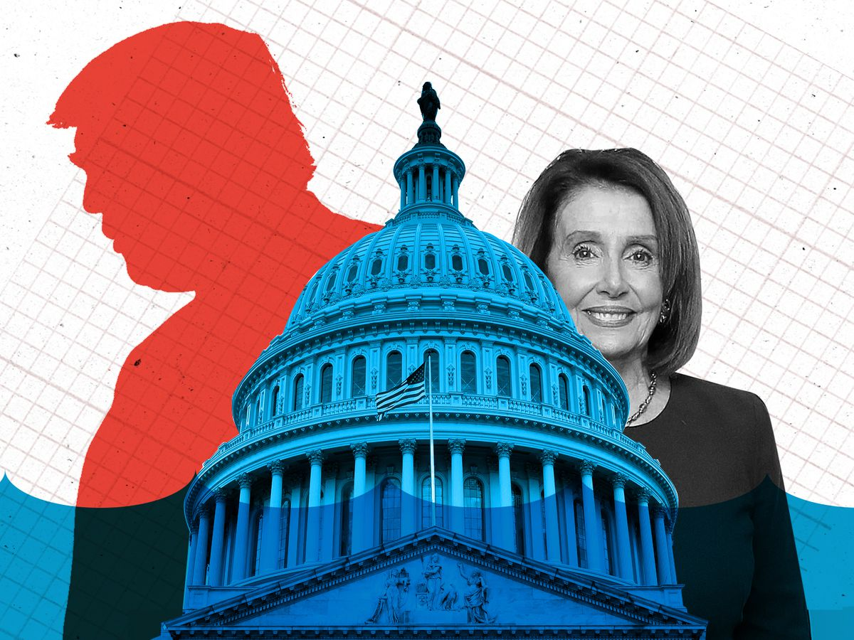 Its Official Democrats Will Control The House Its A Return To Power After Eight Years In The Minority