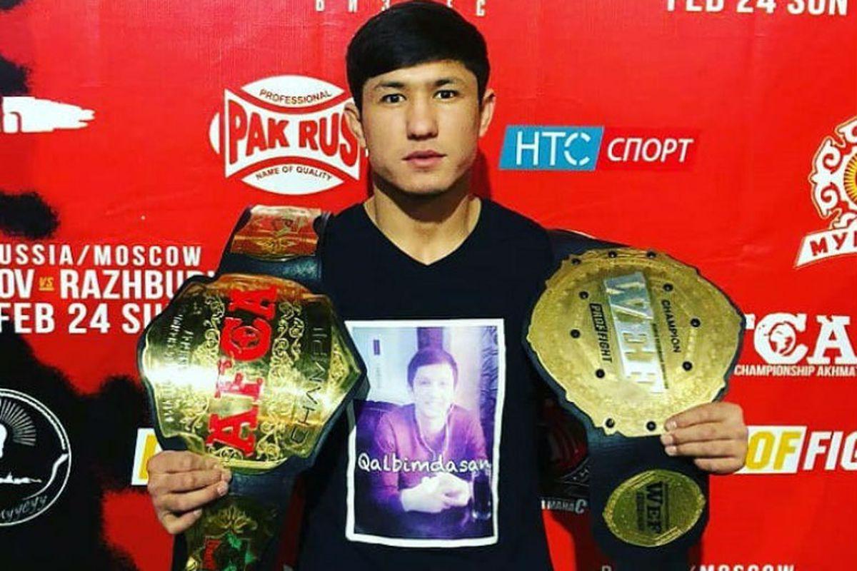 Uzbek MMA fighter & kickboxing champ dies after street brawl