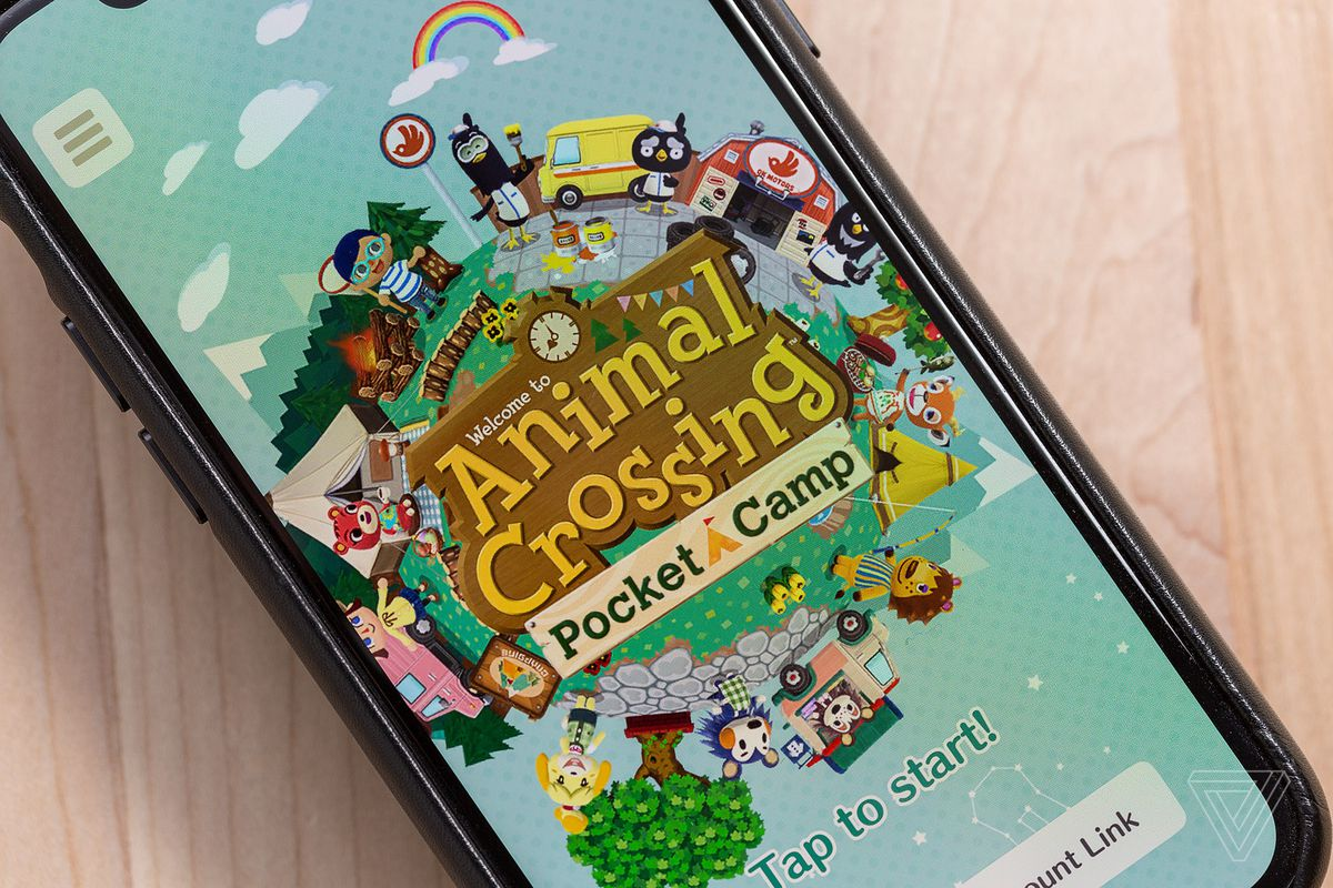 Animal Crossing Pocket Camp Hit With Communication Errors