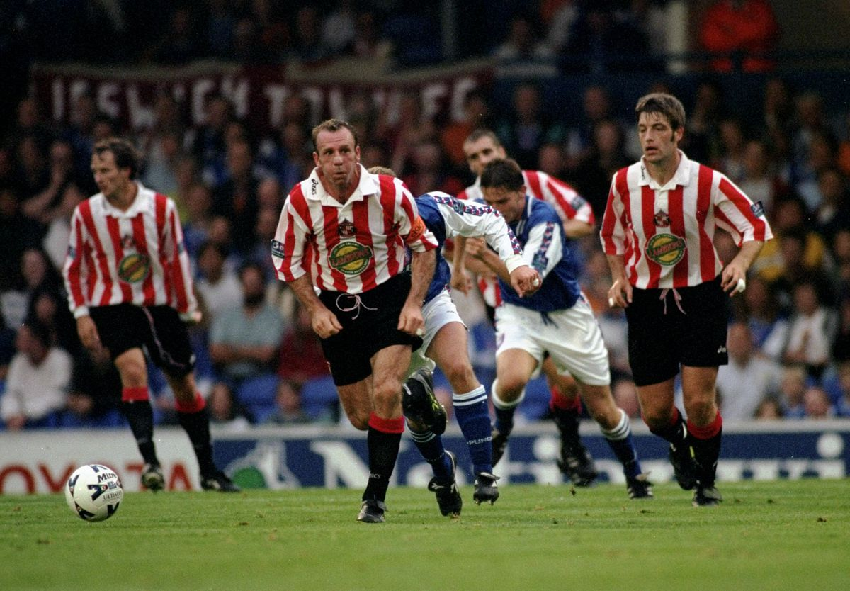 Kevin Ball of Sunderland