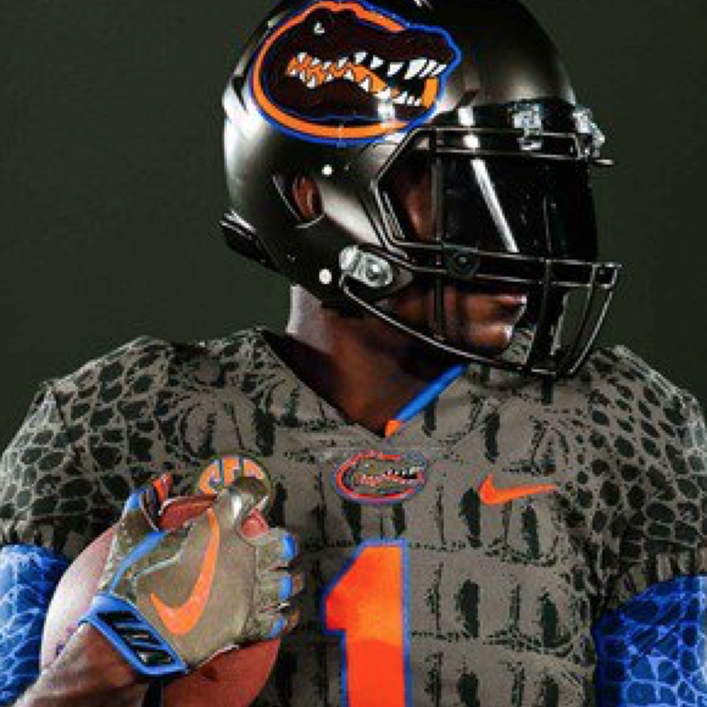Florida Gators To Wear Horrible Hideous Uniforms Against Texas A M Team Speed Kills