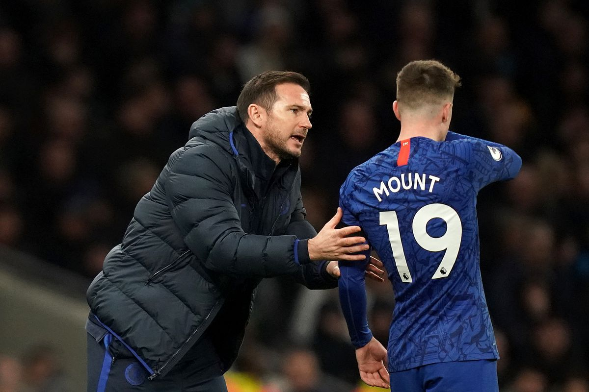 Lampard also wants more from Mason Mount - We Ain't Got No History