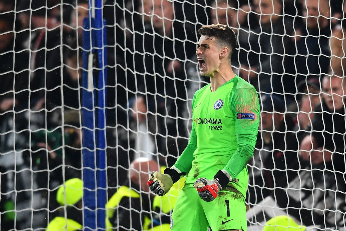 Kepa ready to be the Chelsea hero once again and in 'every eventuality' -  We Ain't Got No History