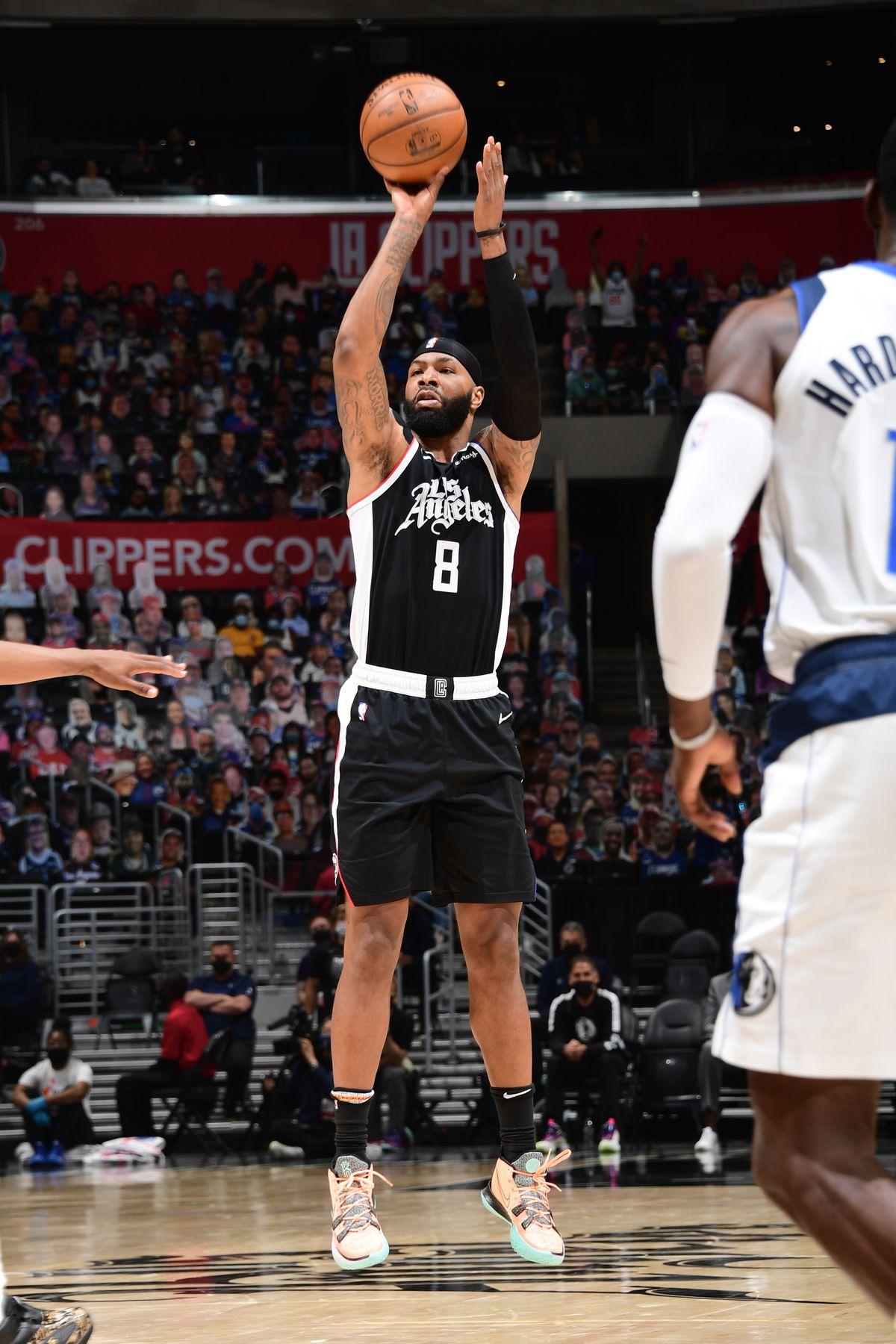 2021 Playoffs - Dallas Mavericks v LA Clippers