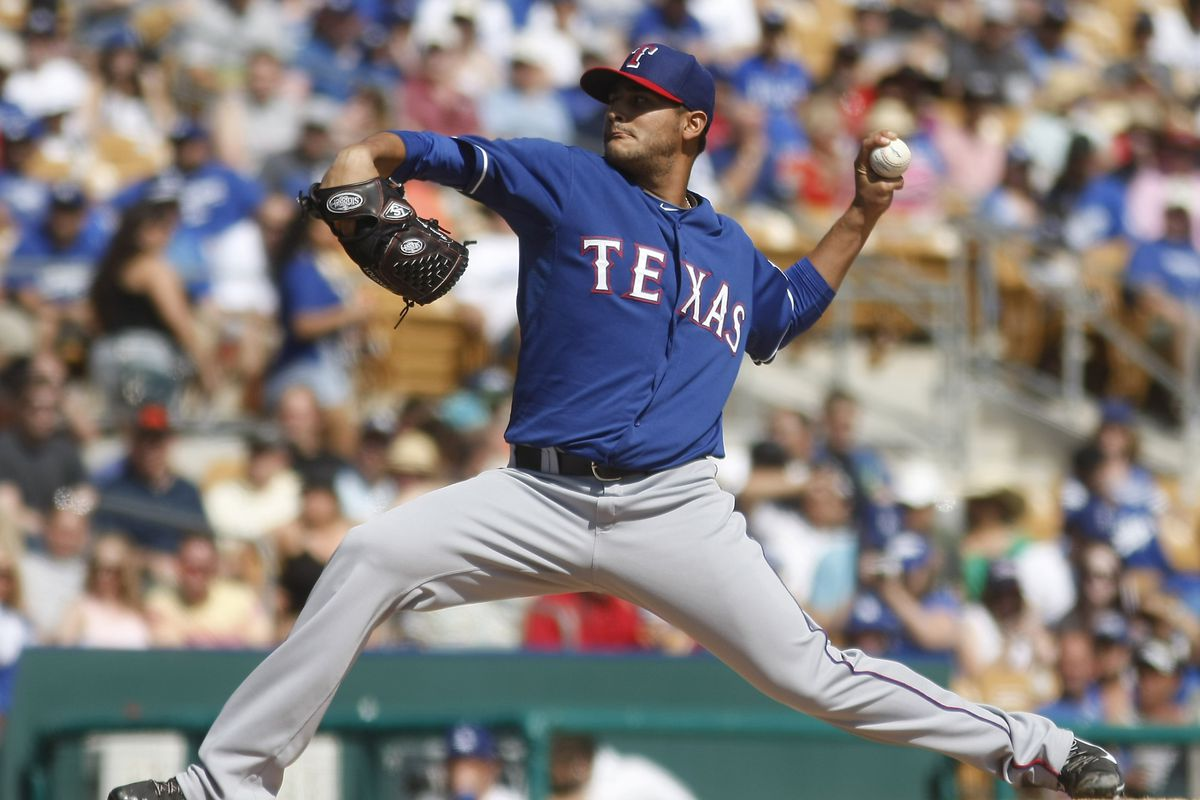 Martin Perez was like 14 years old during the 2010 World Series