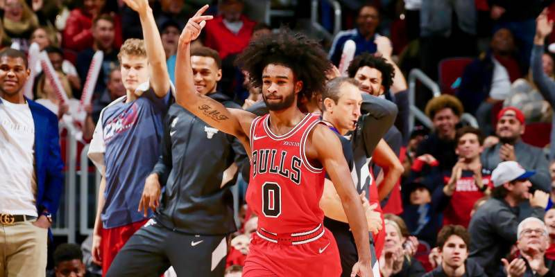 Can Coby White still be a legit point guard for the Bulls? Just ask him