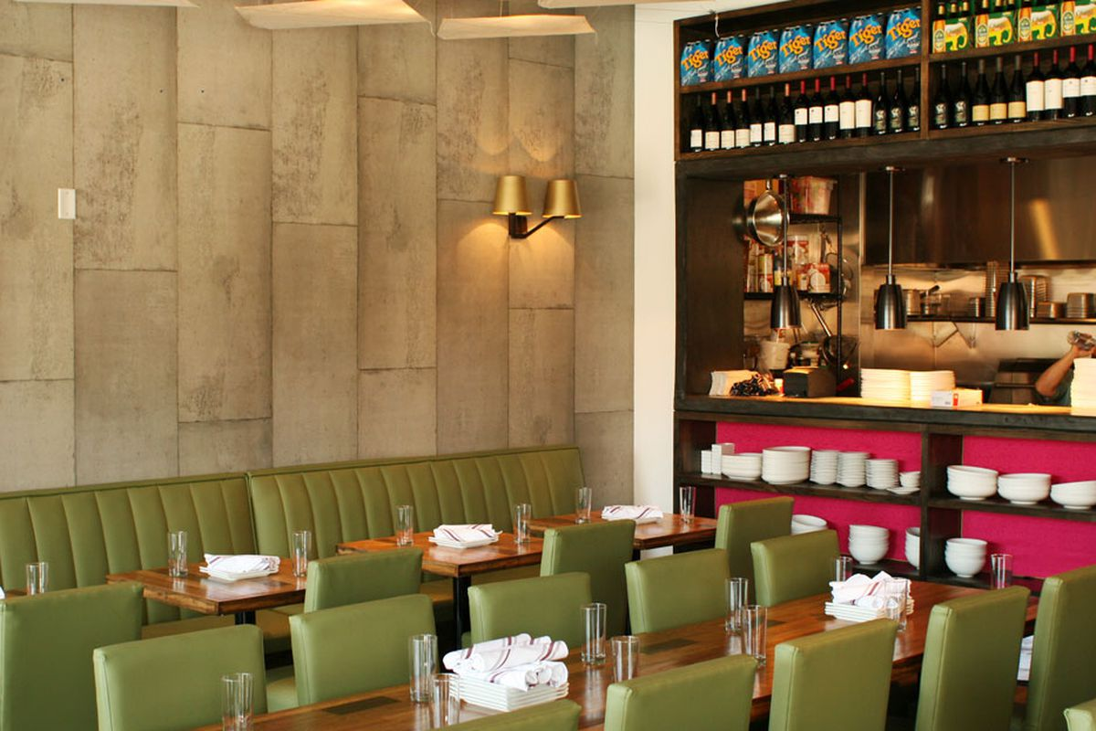 Pakpao Thai, now open in Dallas' Design District.