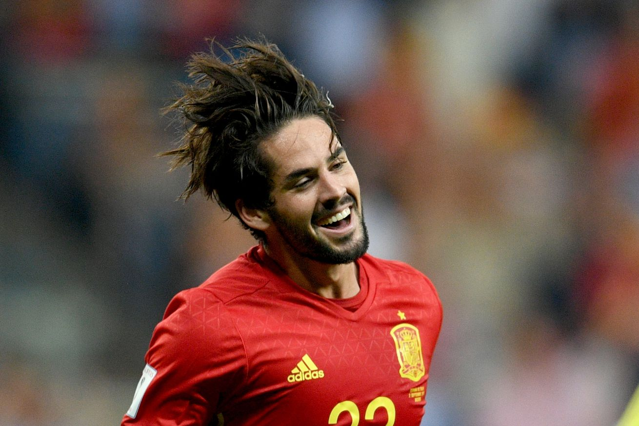 Spain announce squad for the 2018 FIFA World Cup