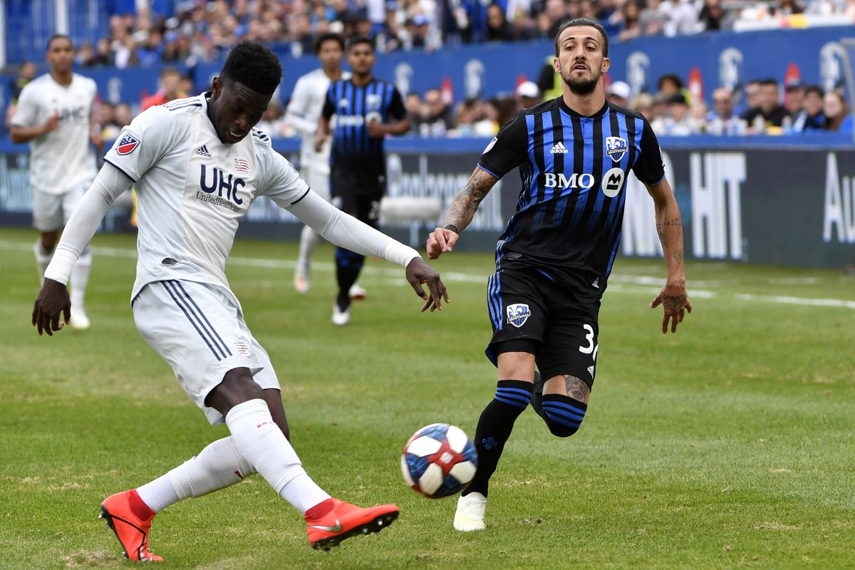 Revolution 0, Impact 0: Revs grab a point north of the border