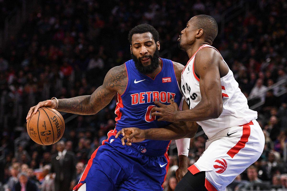 Game Thread: Toronto Raptors vs Detroit. Pistons updates, TV info, and more