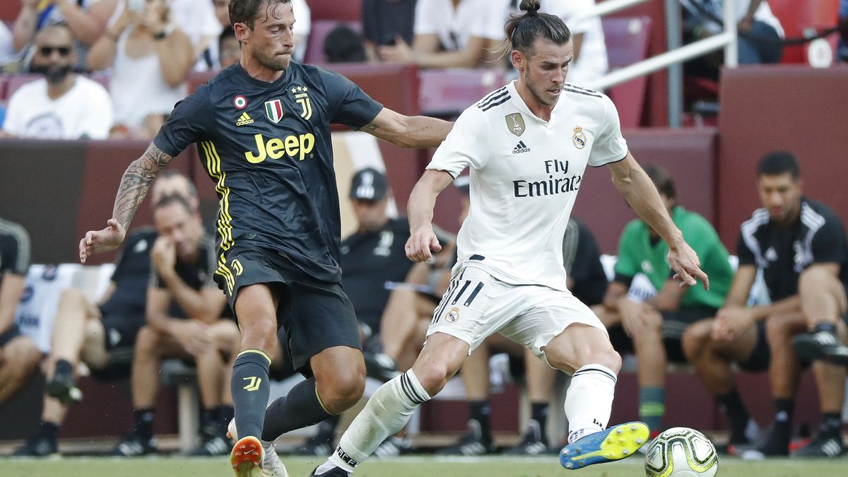 Soccer: International Champions Cup-Real Madrid at Juventus