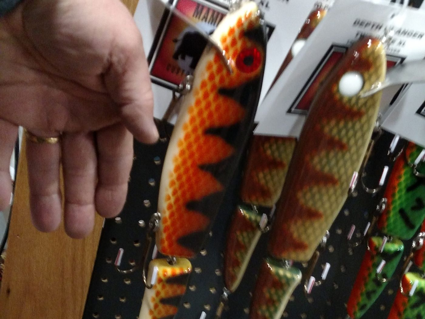 Kids in fishing: Taking off on a tangent at the Chicago Muskie Expo