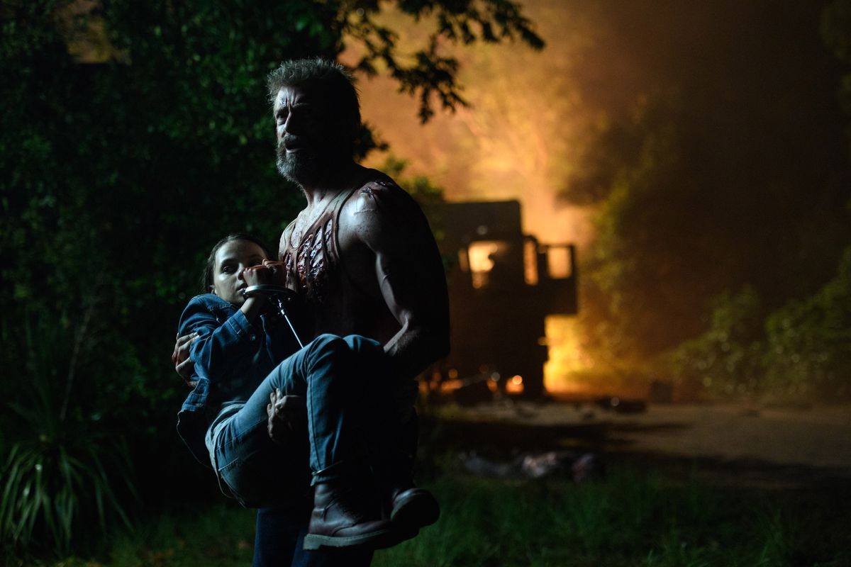 'Logan' is a superhero movie for people who don't like superhero movies
