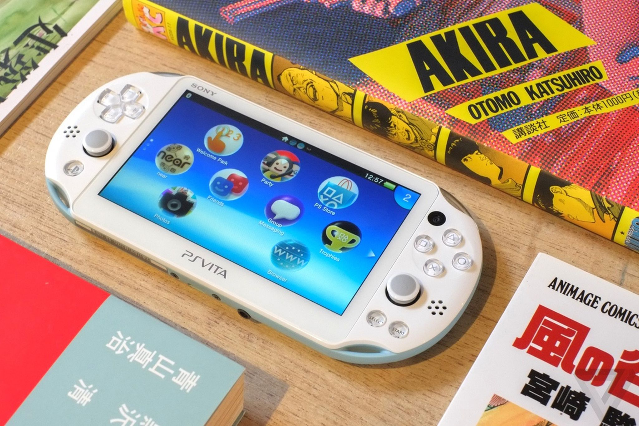 PS Vita review (2013) | The Verge