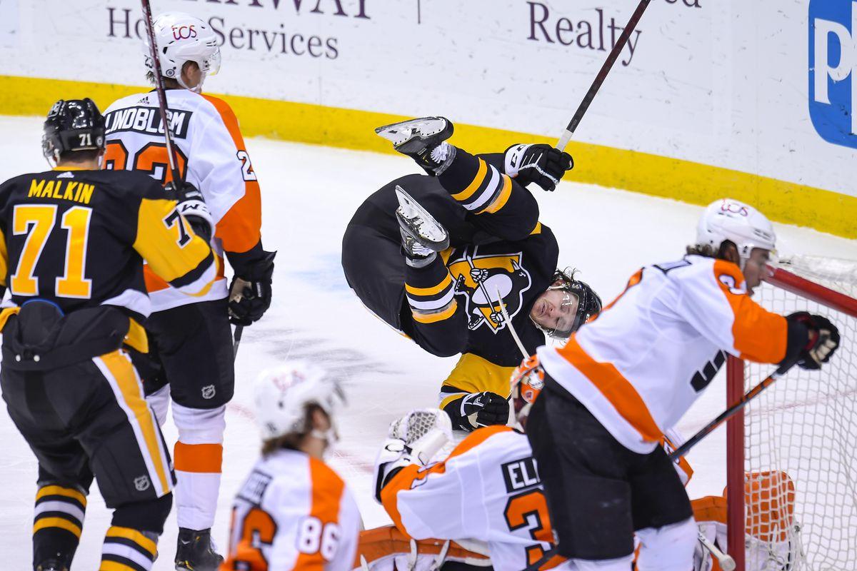 NHL: MAR 06 Flyers at Penguins