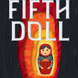 """""""The Fifth Doll"""" is by Charlie N. Holmberg."""