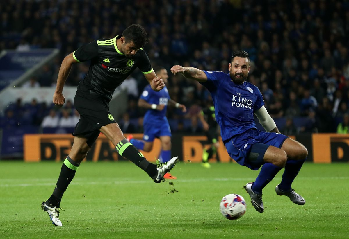 Leicester City v Chelsea - EFL Cup Third Round