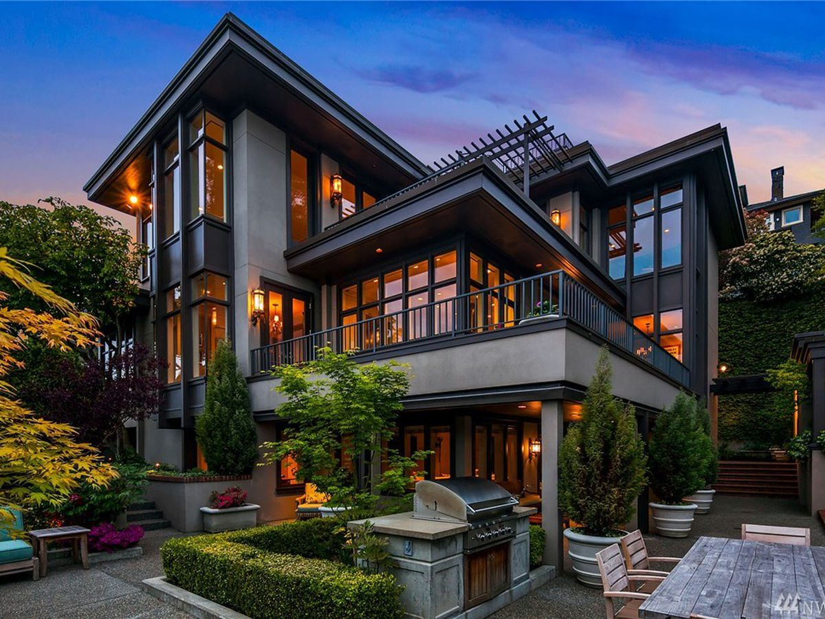 The 10 most expensive seattle home sales of november 2017 for Most expensive house in washington state
