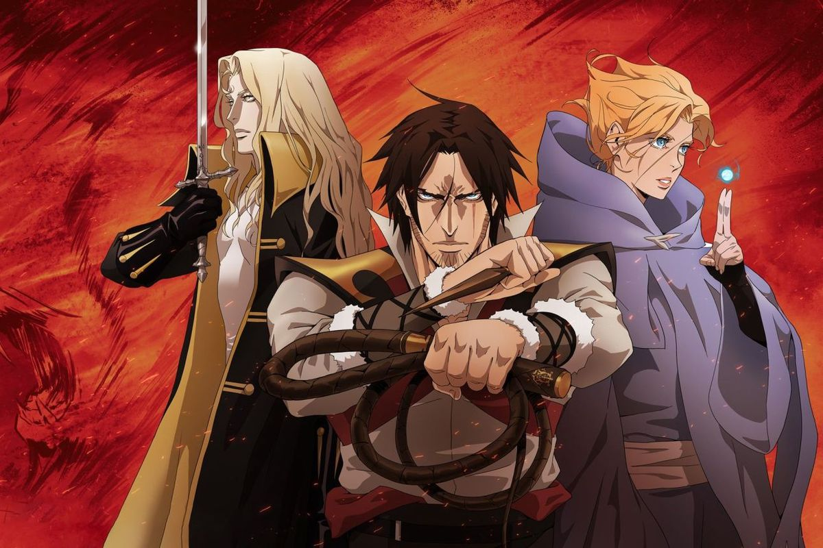Castlevania's Netflix anime is on for season 4 - Polygon