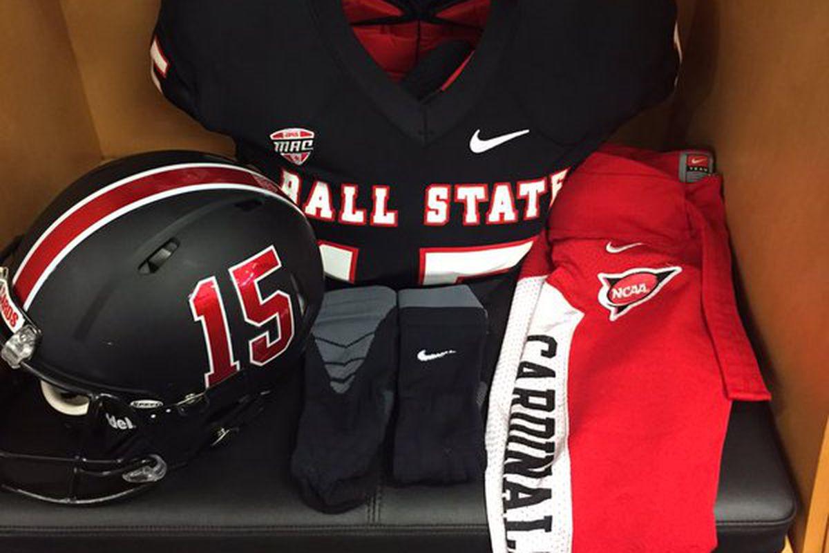 Ball State black unis (Ball State EQ)