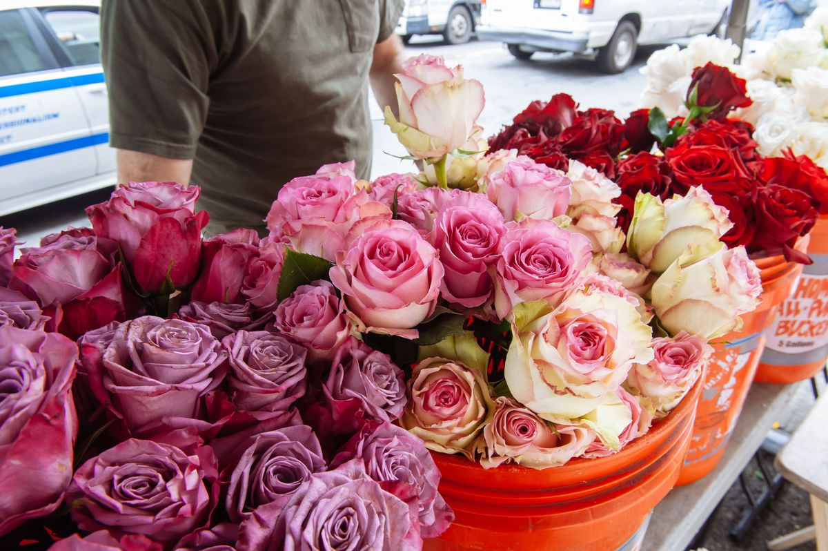 Meet the Go-To Flower Guy for City Hall Weddings - Racked NY
